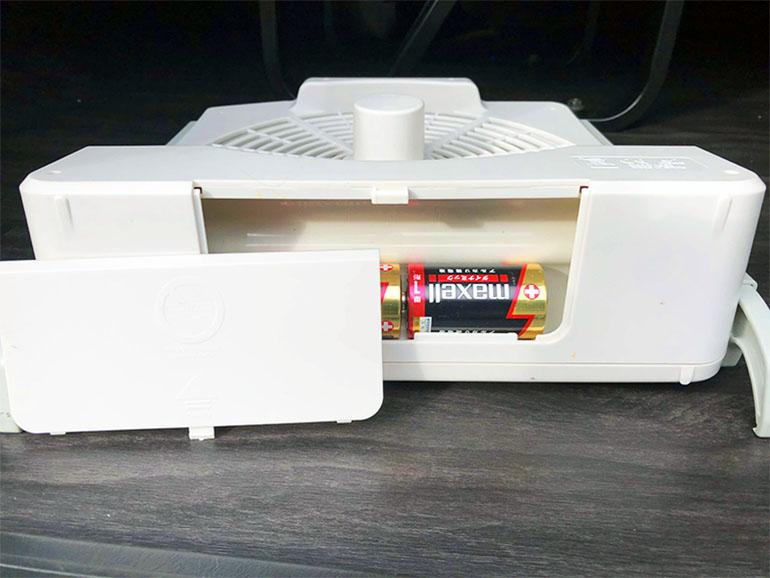 フィアマターボキット電池