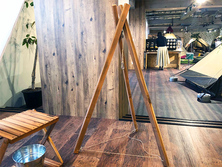 GRAND lodge CAFE 呼び鈴
