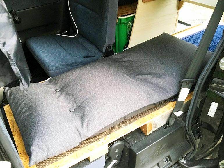 リクライニング椅子2