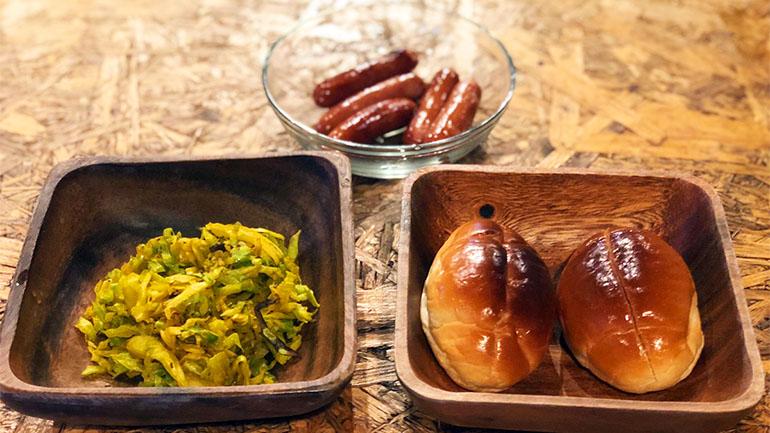 忙しい朝にピッタリ!パンを使ったキャンピングカー飯レシピ