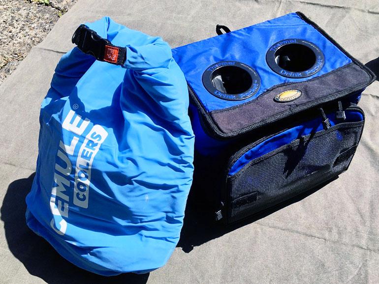 クーラーバッグ・買い物袋2
