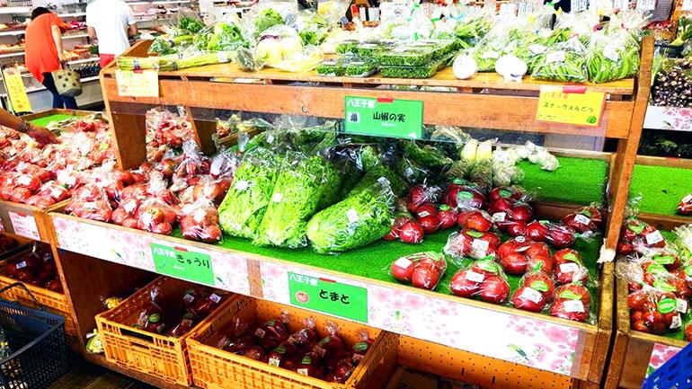 【東京】都内で唯一の道の駅「八王子滝山」で地元の食材を思う存分楽しもう!