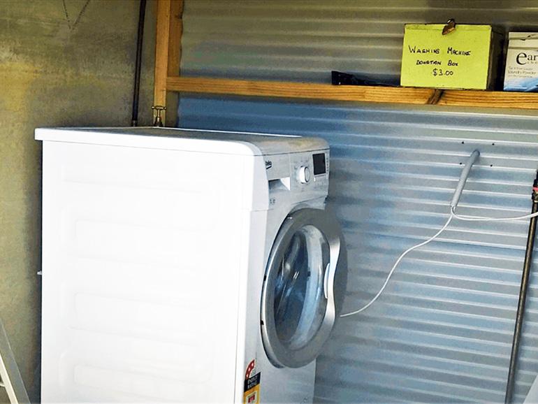 キングストン 洗濯機