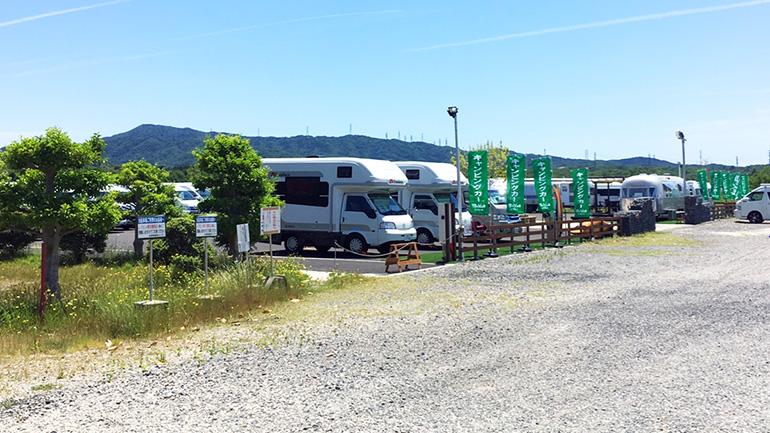 【愛知県】日本三大焼き物の瀬戸焼の名所!道の駅「瀬戸しなの」の隣にはキャンピングカーの展示もあるぞ