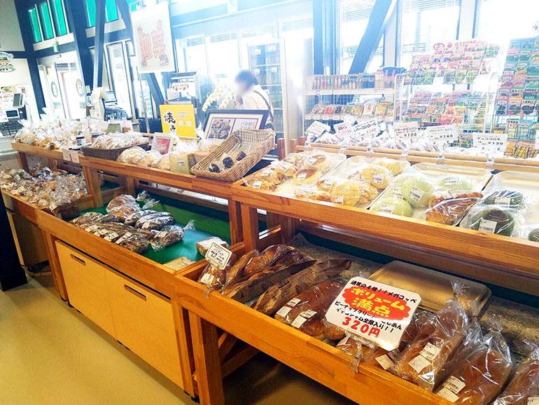 サシバの里いちかい 農産物直売所