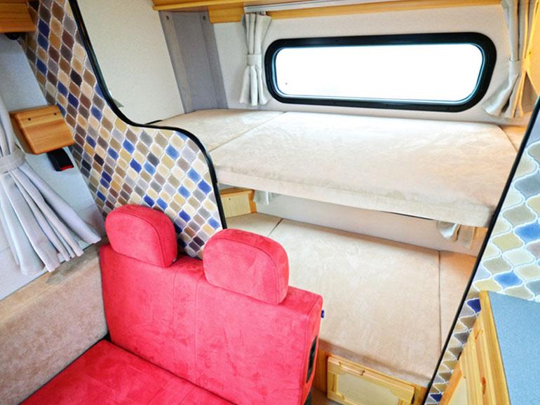 AMITY リア常設二段ベッド