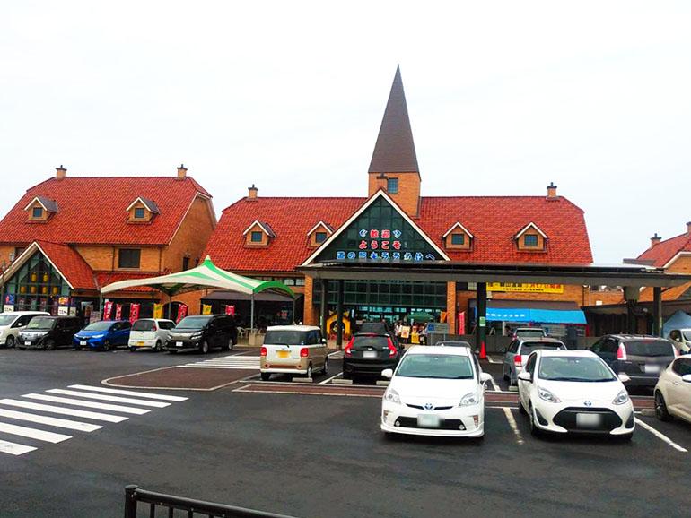道の駅 キララ多岐 外観