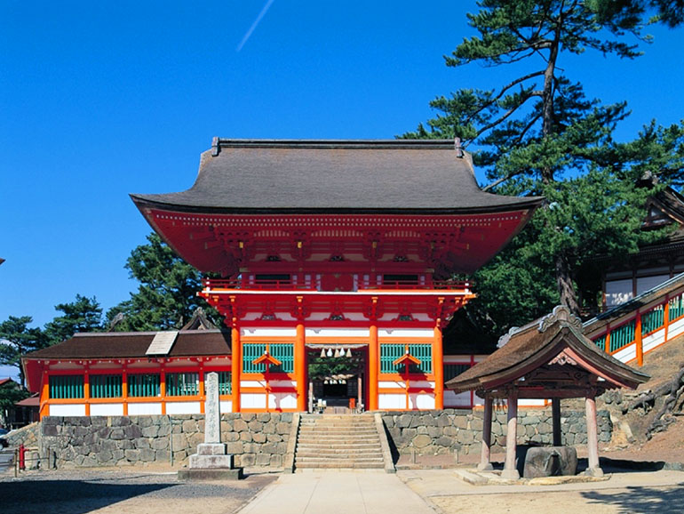 出雲日御碕神社