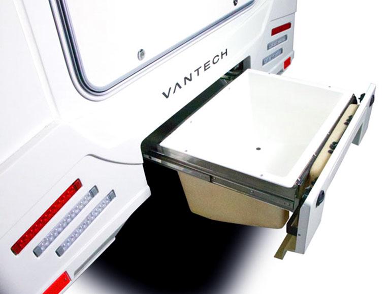 VANTECH ZiL520 ゴミ専用収納庫
