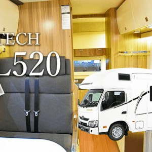 【VANTECH】ZiL520(バンテック ジル520)