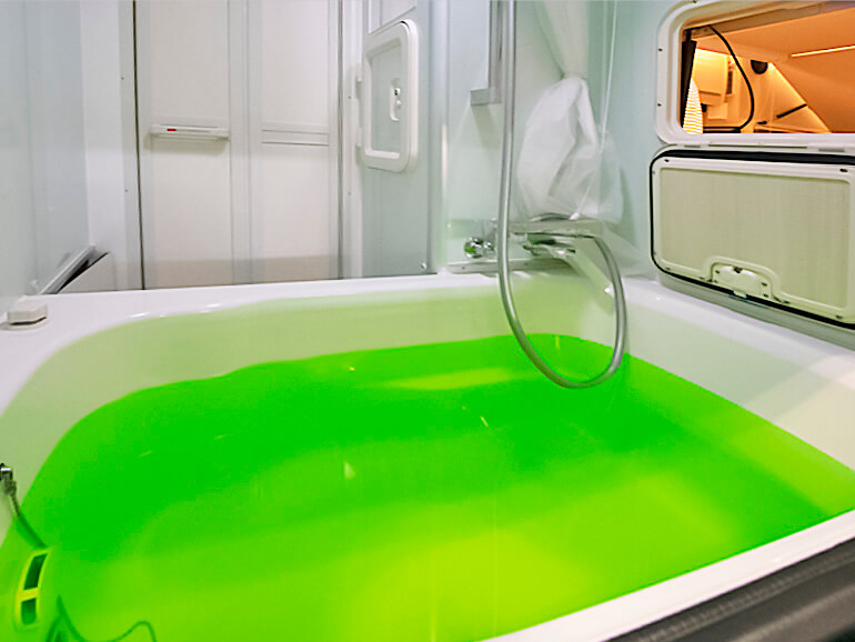 日本特殊ボディーHAYABUSA お風呂