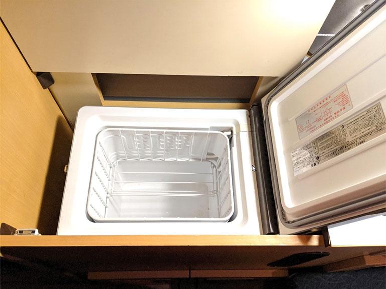 ハイエース 冷蔵庫