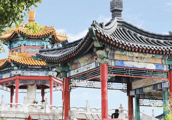 【熊本】孔子生誕の地が町名の由来!「道の駅 泗水」は孔子公園や養生市場のある中華風の道の駅!?