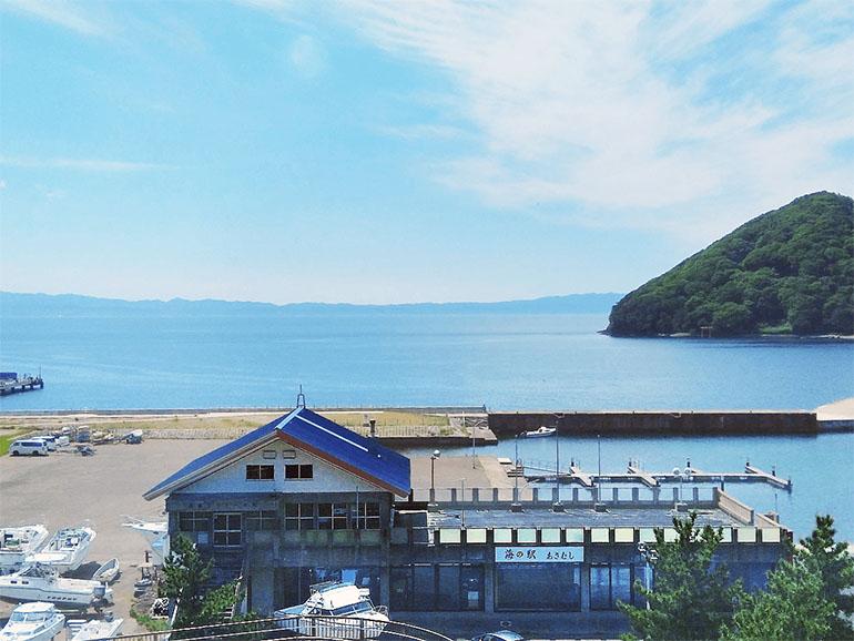 青森県 陸奥湾