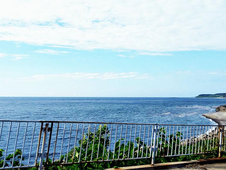 日本海沿岸国道101号線