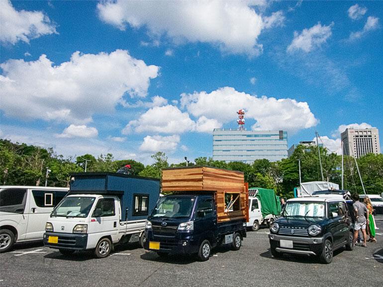 カートラジャパン モバイルハウス