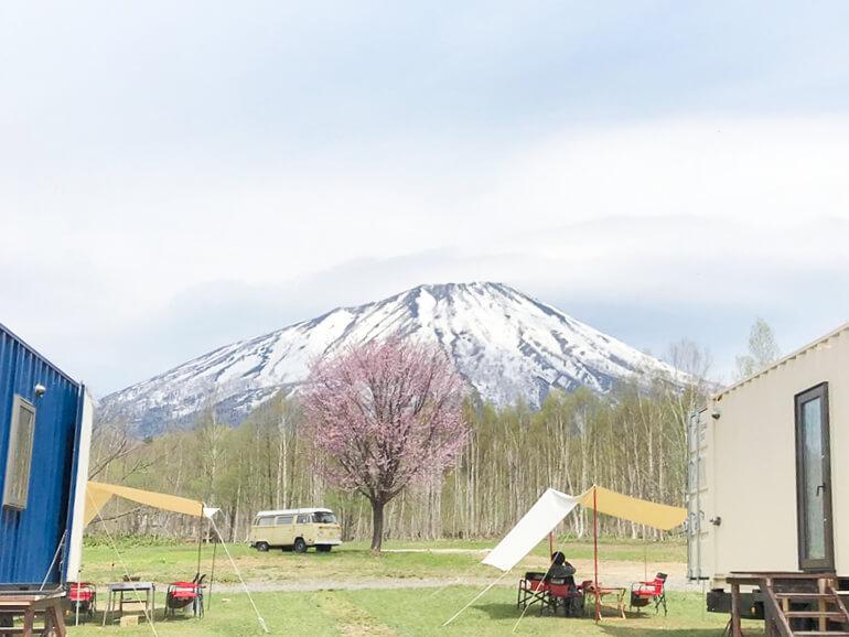 真狩 キャンプ 場