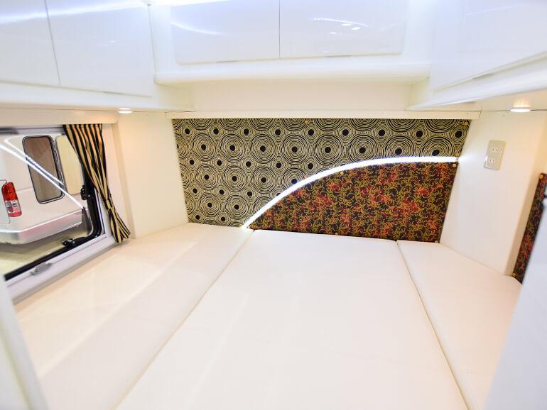 A・C・SプルミエM5.7 ベッド