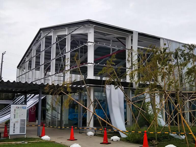 千葉台風災害 建物