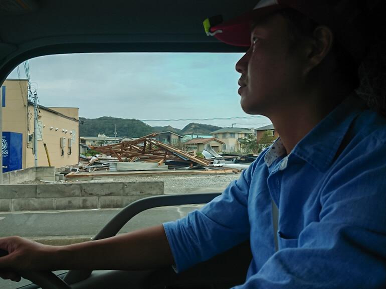 千葉台風災害ボランティア