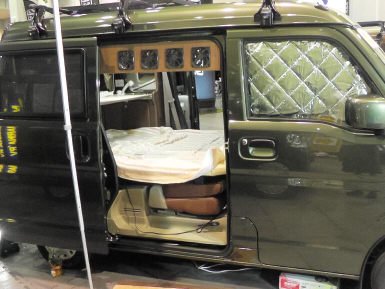 マリナRV キャンピングカー