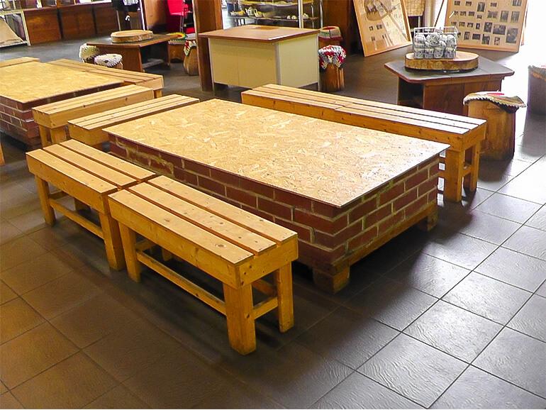 ロマントピア月ヶ瀬 食堂