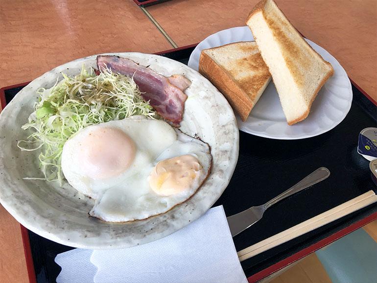 伊東マリンタウン シーサイドスパ 朝食