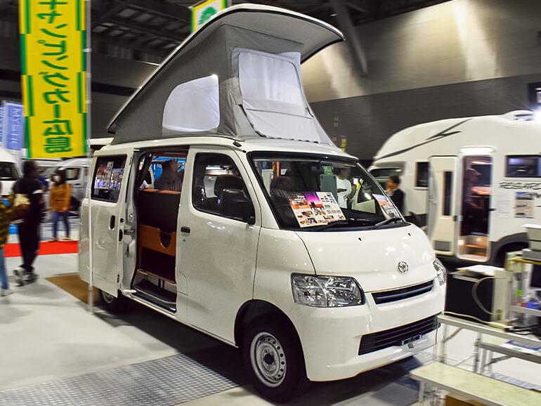 キャンピングカー広島 pico
