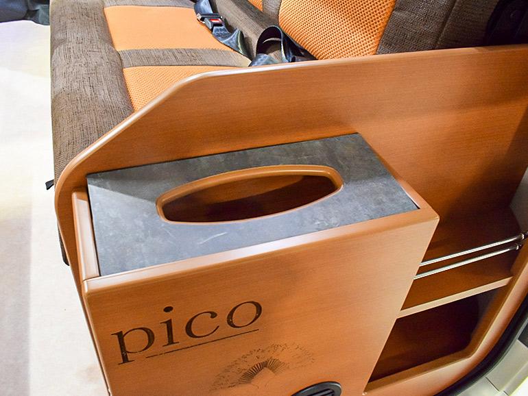 pico ティッシュボックス