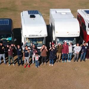 キャンピングカー・車中泊・キャンパー合同オフ会「第1回Campingcar YouTuber fan.fes2019」に参加してきました!