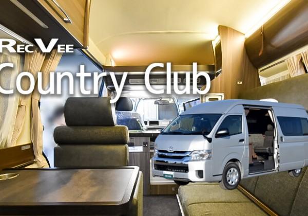 【レクビィ 】Country Club(カントリークラブ)