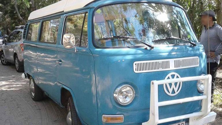 ワーゲンバス type2