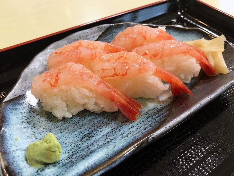 えび 寿司