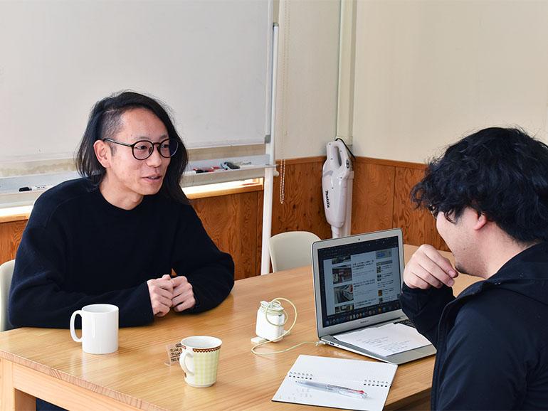 コワーキングコミュニティteraco 佐々木さんインタビュー