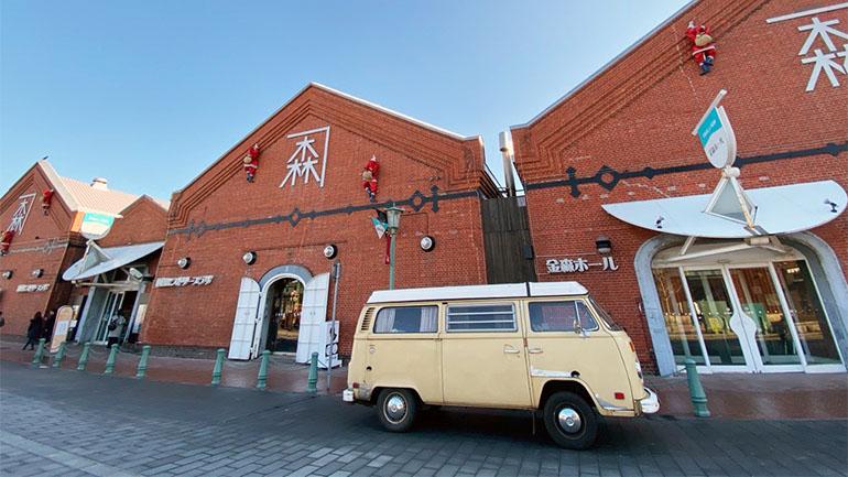 北海道くるま旅。車中泊で巡る函館でおすすめの観光地【キャンピングカー旅行記】