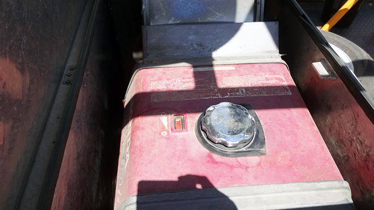 トラックキャンピングカー 牽引4