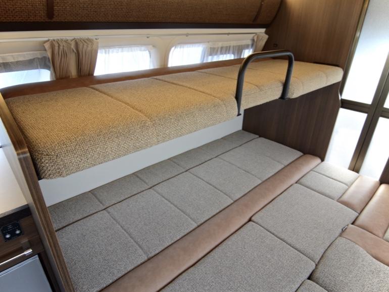 プラスDD 2段ベッド