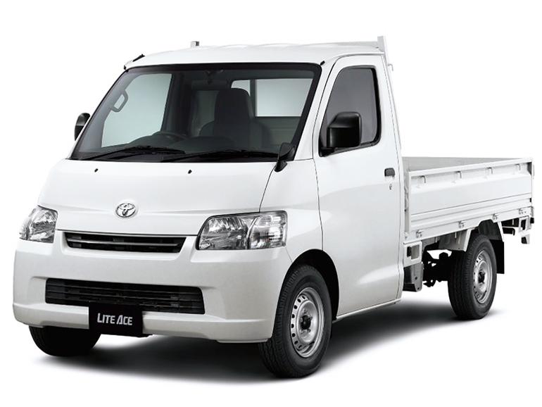 トヨタのライトエース/タウンエーストラック