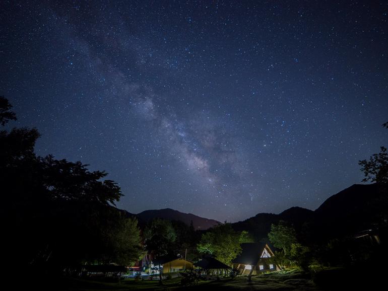 銀河もみじキャンプ場