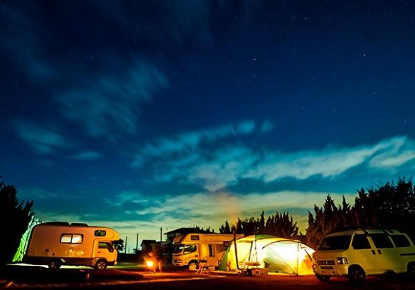 キャンピングカーで行きたい、星空が美しいオートキャンプ場8選