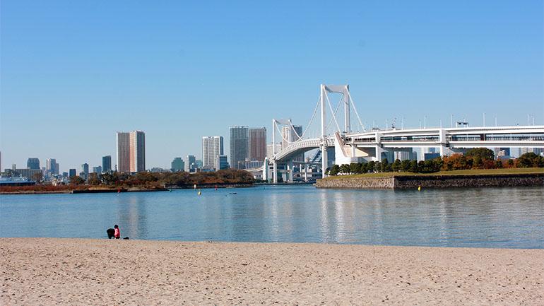 【お台場で車中泊できる駐車場】 キャンピングカーを拠点に東京を観光し尽そう!