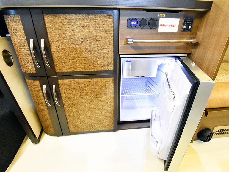 レクビィ プラスSL+1 冷蔵庫