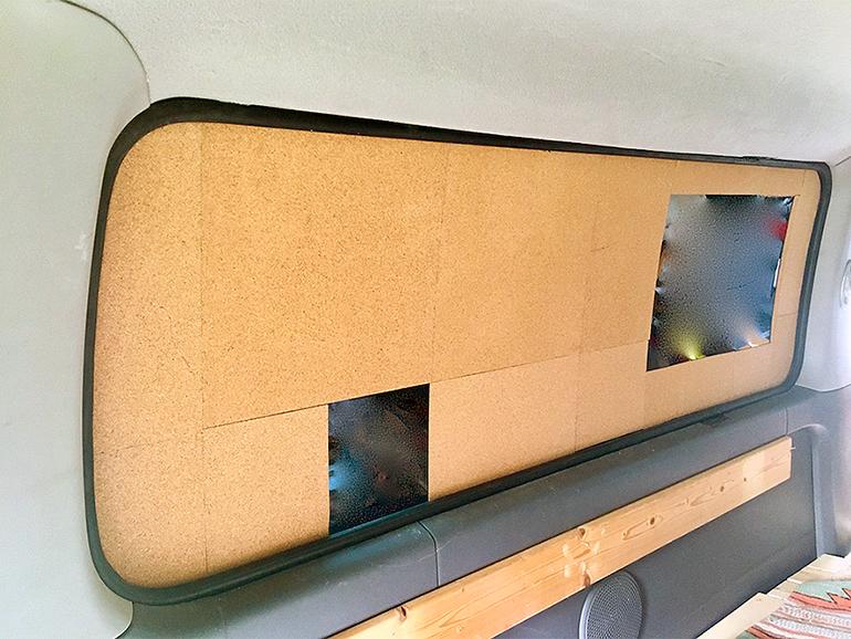 シートと窓