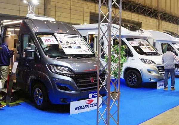ジャパンキャンピングカーショー2020の感想と注目の車種 Vol.1