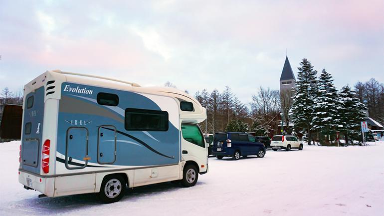 【旅本番編】本州から犬連れキャンピングカーで行く冬の北海道8泊10日