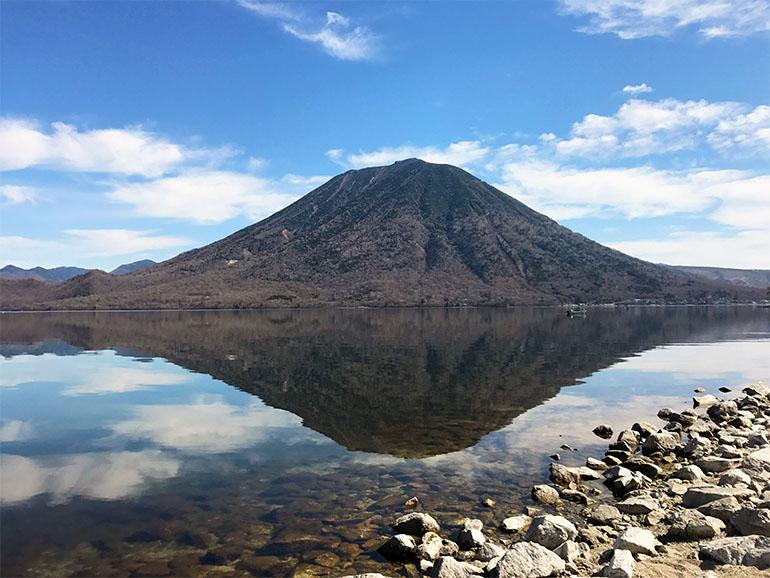 中禅寺湖 風景