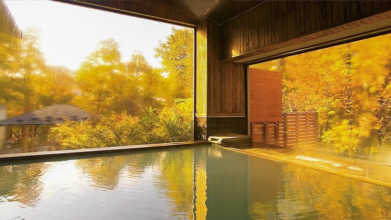 奥日光ホテル四季彩 温泉