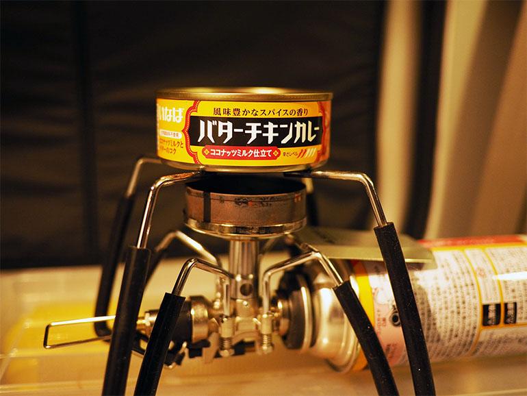 バターチキンカレーの缶詰
