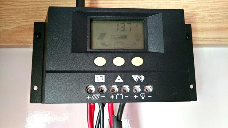充電コントローラー2