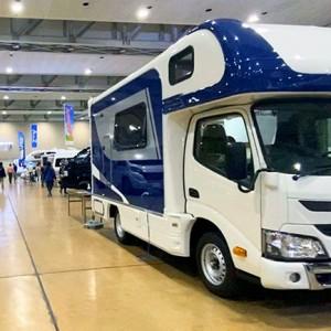 北海道キャンピングカーフェスティバル2020に行ってきた!チェックしておきたい注目車種をご紹介!